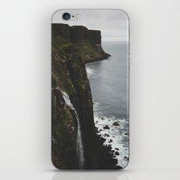 isle of skye, xi iPhone Skin