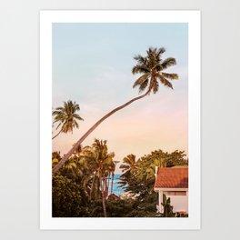 H Beach In Boracay Art Print Home Decor Wall Art Poster