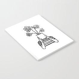 Mood plants Notebook