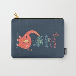 Enjoy the Moment Carry-All Pouch