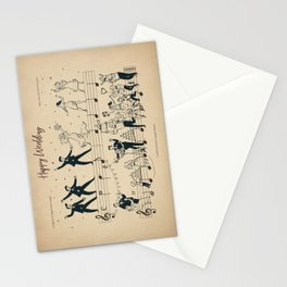 Happy Wedding Stationery Cards