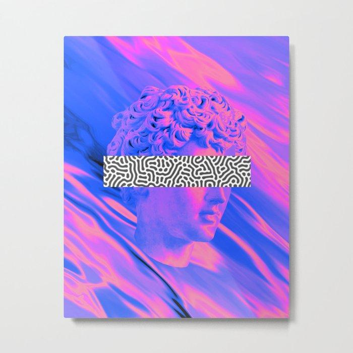 Sidiz Metal Print