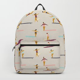Dancers of the sea Backpack