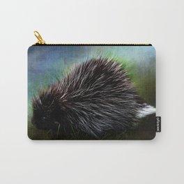 Porcupine Blackberry Brambles  Carry-All Pouch