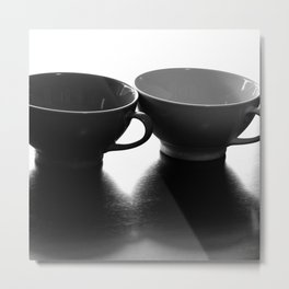 The Perfect Pair Metal Print