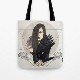 Corvus Tote Bag