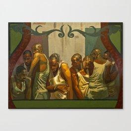 Obwa Coocoo Canvas Print
