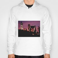 brooklyn bridge Hoodies featuring Brooklyn Bridge by I Take Pictures Sometimes