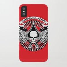 Love/War iPhone X Slim Case