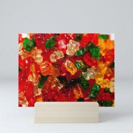 Gummy Bears Mini Art Print