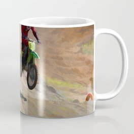 Motocross Moguls Coffee Mug