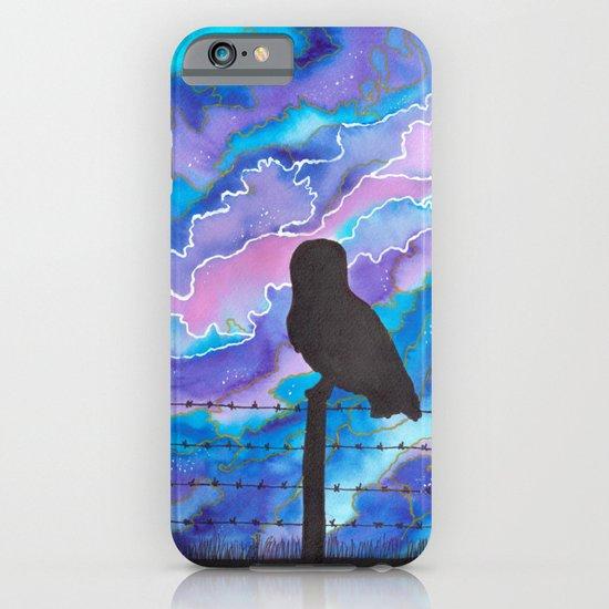 Galaxy Owl iPhone & iPod Case
