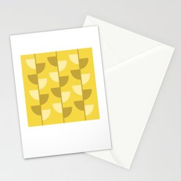 Lemon Slices in the Summer Sun Stationery Cards