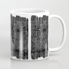 Paintbrush Mounts Coffee Mug