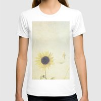 sunflower T-shirts featuring Sunflower by Pure Nature Photos