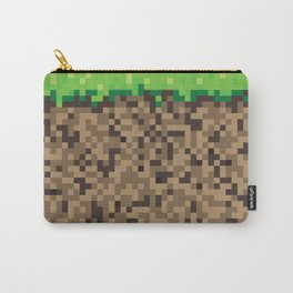 Minecraft Block Carry-All Pouch