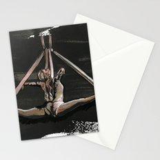 Subtle Splits Triangle Stationery Cards