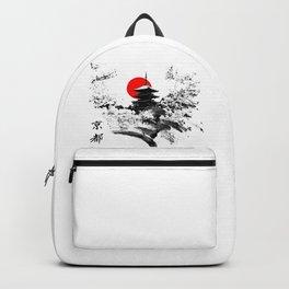 Kyoto - Japan Backpack