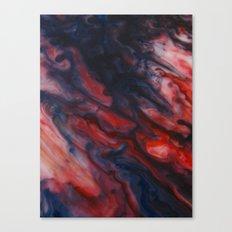 Braised Canvas Print
