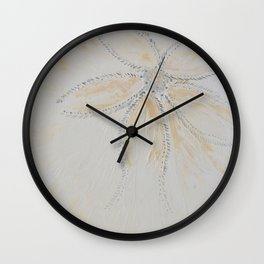 Sand Dollar 1 Wall Clock
