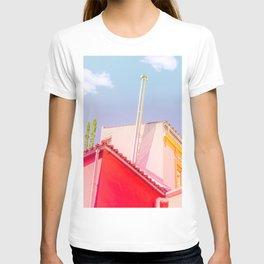Surrealism Geometry T-shirt