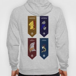 Dark Soul Four Knights Hoody