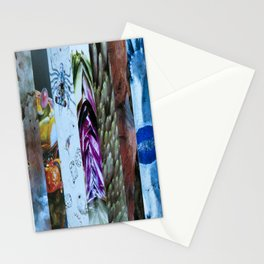 Collage - Nature Stationery Cards