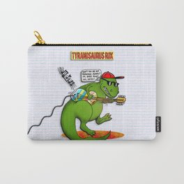 Jurassic Rock Carry-All Pouch