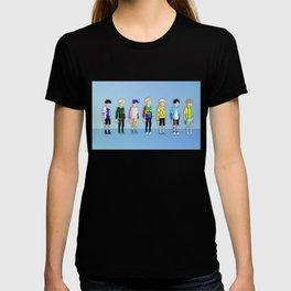 GOT7 8-bit Just Right T-shirt