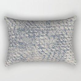 Chain mail medieval Rectangular Pillow
