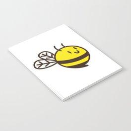 Cuddly Bee Notebook