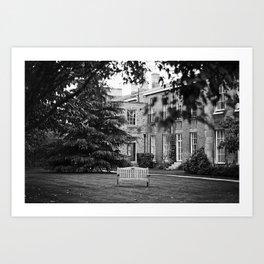 Cambridge Art Print