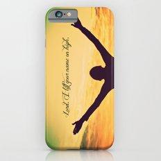 On High iPhone 6s Slim Case