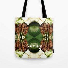 SATAY Tote Bag