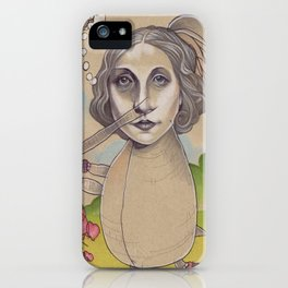 HENRIETTA iPhone Case