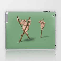 Stick in the Mud (Colour) Laptop & iPad Skin