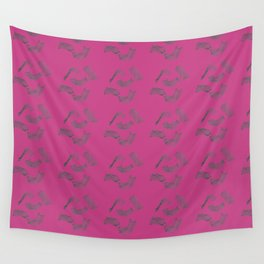 MAD-NZ MOVEMENT Smitten Wall Tapestry