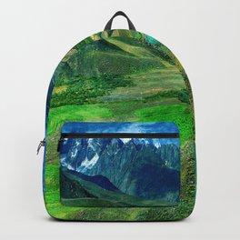 Nature Landscape Backpack