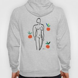 Henri Matisse Nude With Oranges 1951 Artwork for Wall Art, Prints, Posters, Tshirts, Men, Women, Youth Hoody