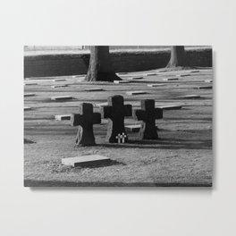 Belgian Memorial Metal Print