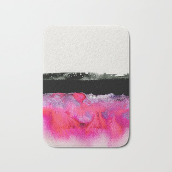 Immersed Bath Mat