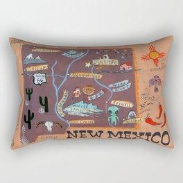 New Mexico Rectangular Pillow