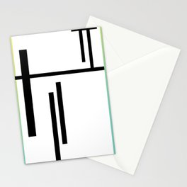 minimal Geometric #1 Stationery Cards