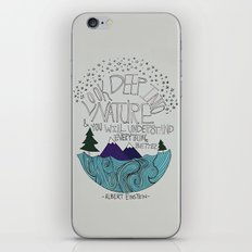 Nature II iPhone & iPod Skin