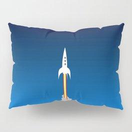 Blast Off! Pillow Sham