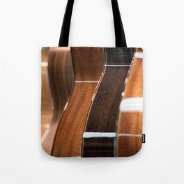 Recurring Guitar Dream Tote Bag