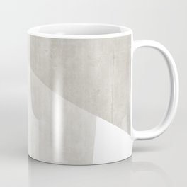 Structure   Abstract in Neutral Coffee Mug