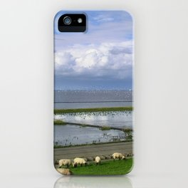 On the dike iPhone Case