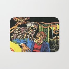 Horror in the Dark - the Pre-Code Collection Bath Mat