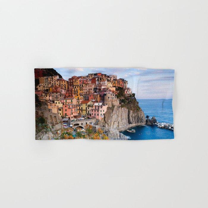 Italy Village Hand & Bath Towel